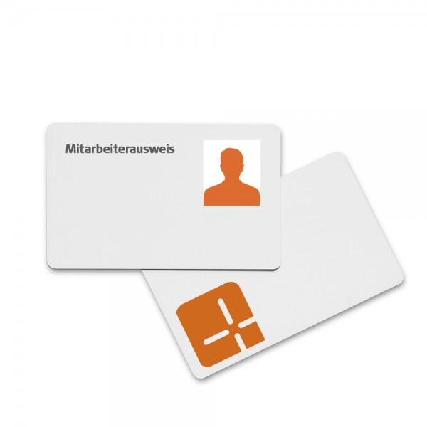 PVC Karte (Standard Weiss)