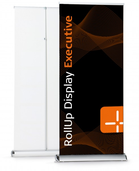 RollUp Display Executive