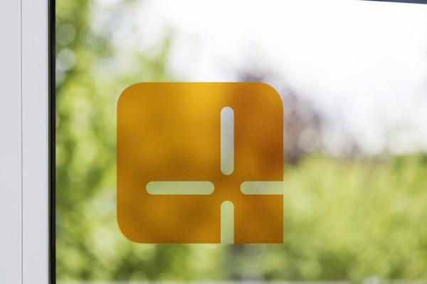 EasyDot transparent SK-Folie